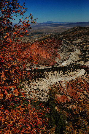 Cedar  City Overlook, Utah