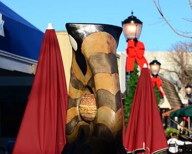 14-12-25 Walk Around Los Altos