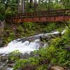 Willaby Creek bridge.