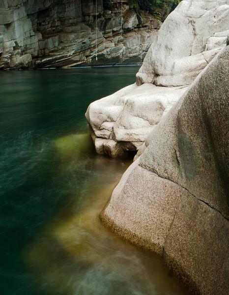 Eagle Falls, Skykomish River