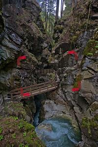 Gilfenklamm / Ratschings - Südtirol