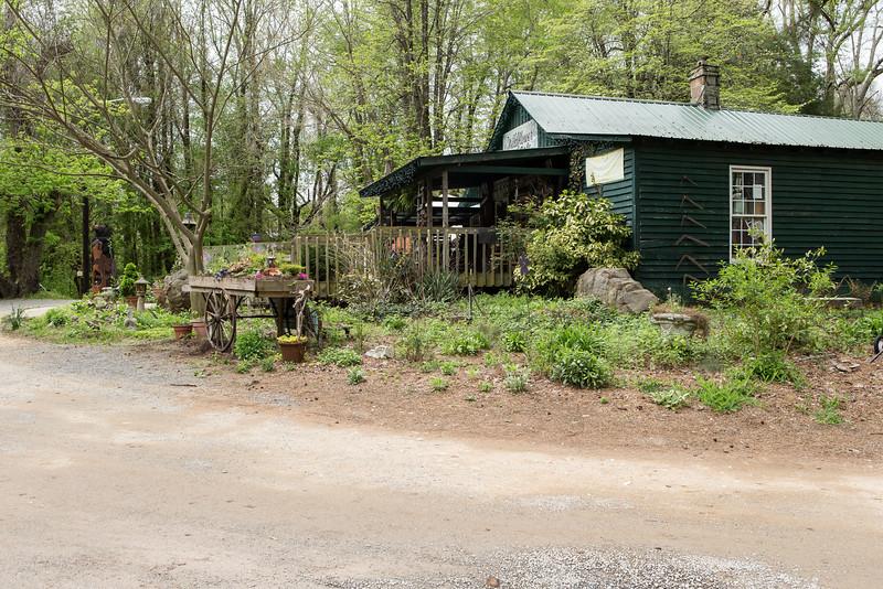 The Wildflower Cafe, Mentone Al;