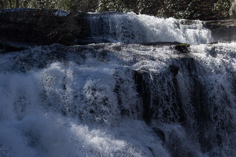Tellico Plans : Bald river Falls