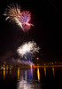 More fireworks over the Tempe Town Lake