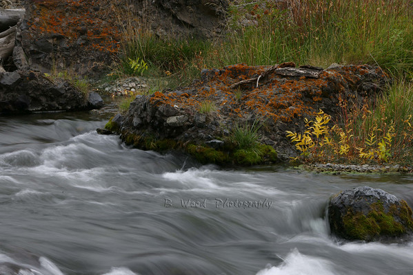 Gardner River, Yellowstone National Park