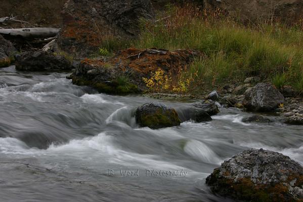 Gardner River, Yellowstone National Park