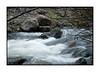 Weminuche Creek in  30 Mile Campground, Colorado
