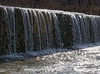 Waterfall - taken at 1/2000th second; look in the largest sizes to see the detail of the flow at this speed.  In Colorado Springs
