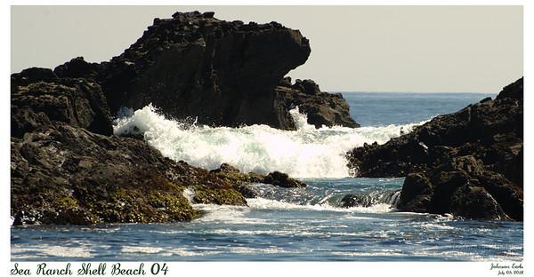 Sea Ranch Shell Beach 04