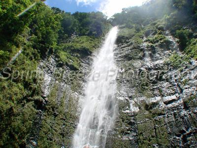 waimoku falls  Maui July 2010