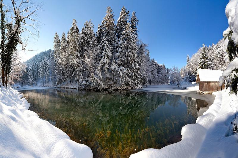Schwarzer See bei Satteins