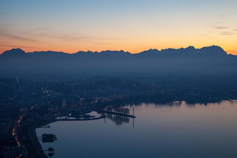 Haggen mit Blick auf Bregenz
