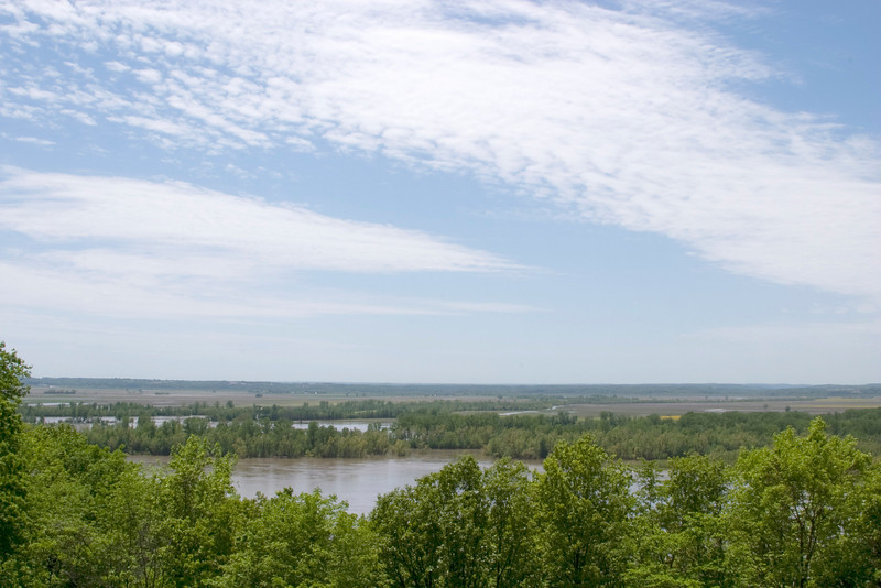 Mississippi River, Southern Illinois