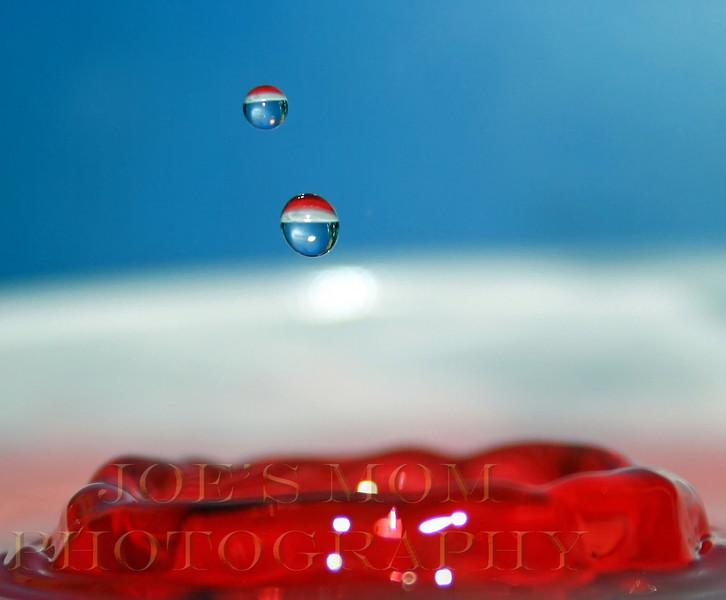 Patriotic Drop