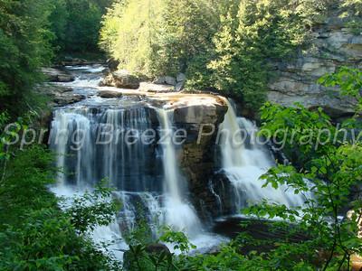 Blacwater Falls  WV June 2011