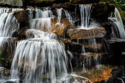 Ole Bull waterfall
