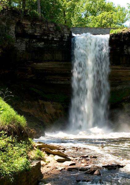 Minnehaha Falls, MN
