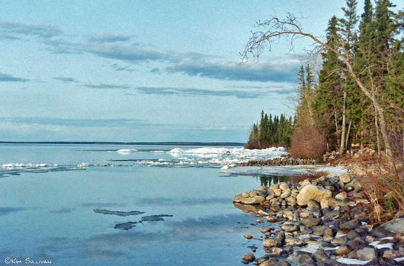 Candle Lake, northern Saskatchewan