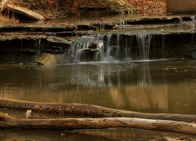Crawdad Falls, Waynesville, Ohio