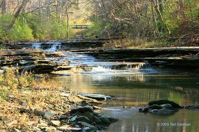 Halls Creek Nature Preserve, Morrow, Ohio