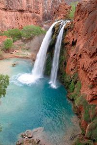 Havasupai Falls, AZ, 5791