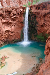 Moony Falls, AZ, 5780