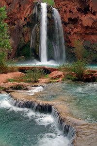 Havasupai Falls, AZ, 5818