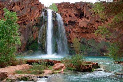 Havasupai Falls, AZ, 5816
