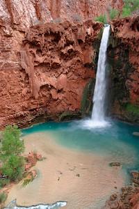 Moony Falls, AZ, 5785