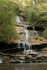 Tom Branch Falls, Deep Creek, NC