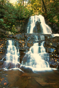 Upper Laurel Falls, TN