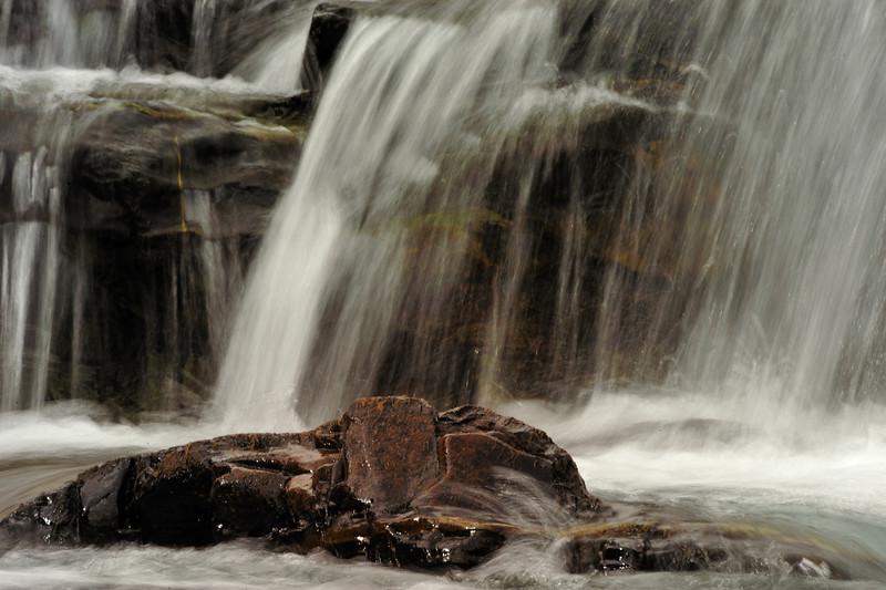 Falls above Silverton Colorado
