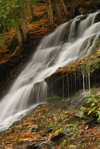 Waterfall in Vermont