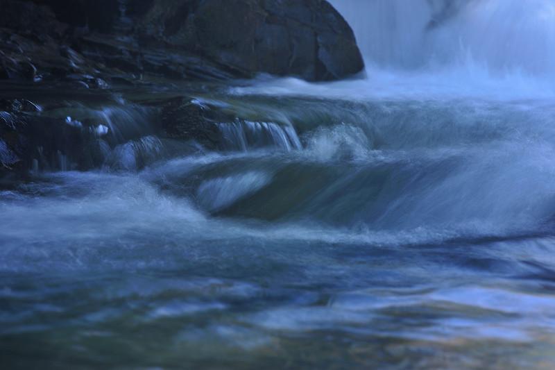 I really like waterfalls.