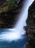 Southwestern Colorado Waterfall on Mineral Creek, Colorado