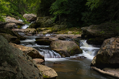 Cullasaja River 01 - Highlands, NC