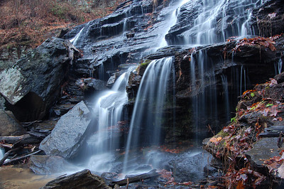 Isaqueena Falls, South Carolina