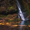 Swirling Unasawa Autumn