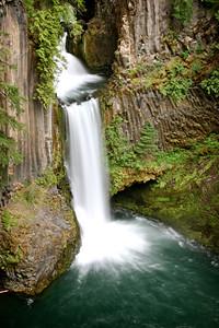 Tokotee Falls, Oregon