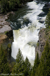 Lower Mesa Falls, Idaho