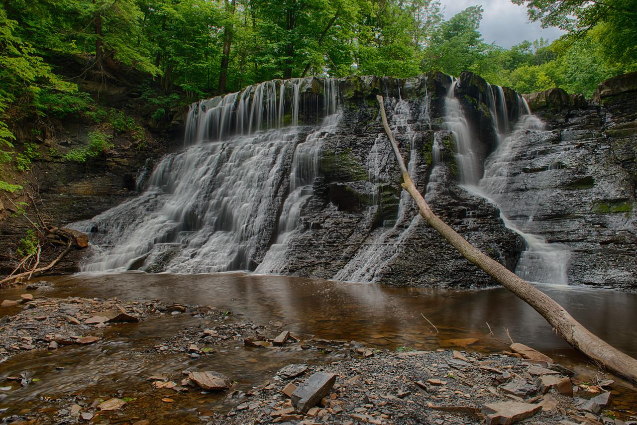 Yatesville Falls