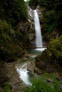 Cascade Falls, Mission, B.C.Canada