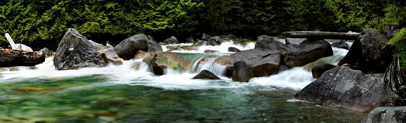 Gold Creek Pano
