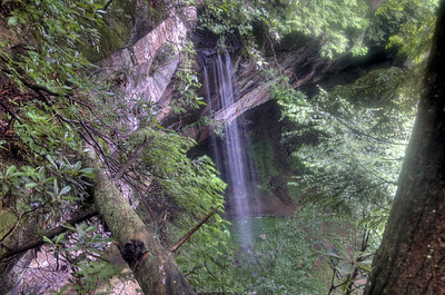 Yahoo Falls, Big South Fork National River and Recreation Area, Kentucky