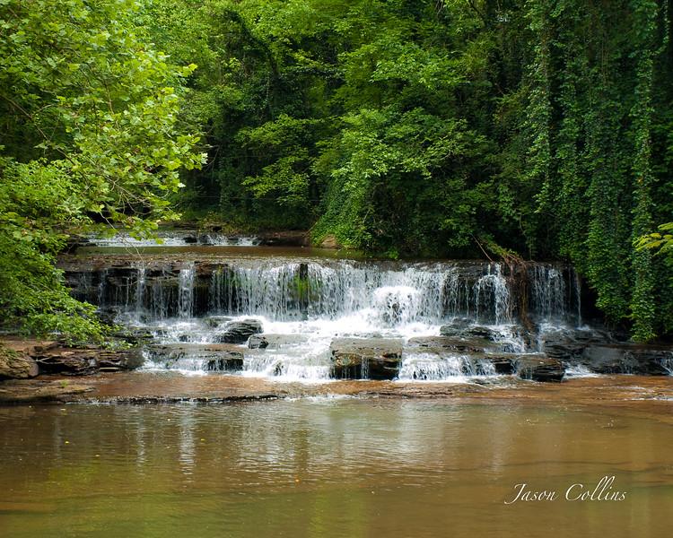 Falls Mill Waterfall