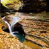 Rainbow Falls Watkins Glen NY