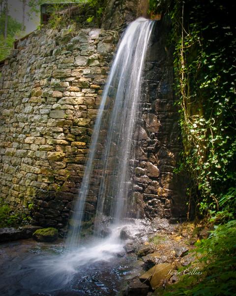 Falls Mill excess runoff