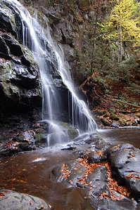 Spruce Flats Falls, Great Smoky Mountains National Park, Tennessee