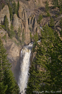 Tower Fall - Yellowstone National Park