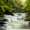 Buttermilk Falls State Park NY